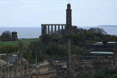 Edinburgh View by bobcraton