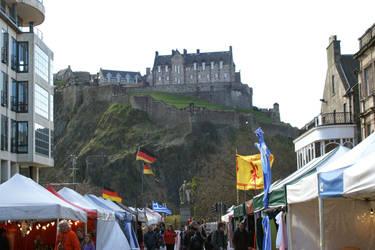 Edinburgh Scotland by bobcraton