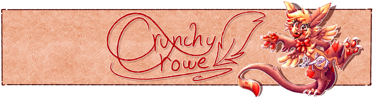 Bigger Better Banner by CrunchyCrowe