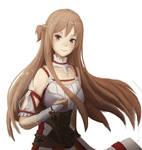 Asuna Sword Art Online Hollow Realization