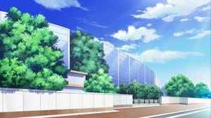 Anime Background Study 7