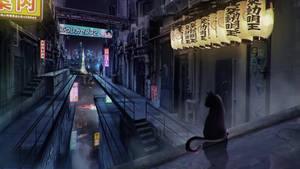 Scifi City 1