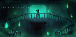 The Ghost Mansion