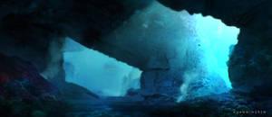 Landsketching - Underwater