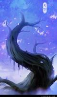 Landsketching - Tree of Sky
