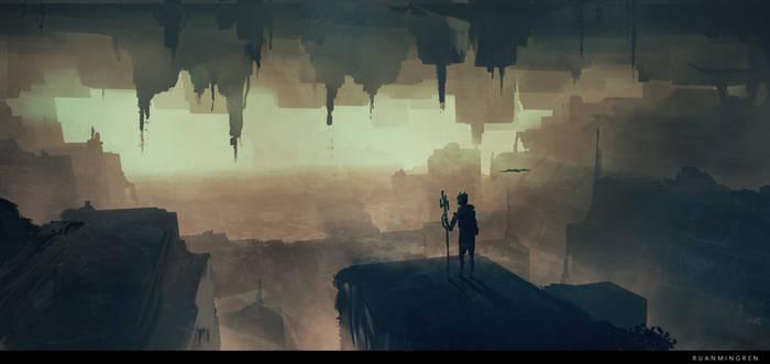Landsketching - The Journey