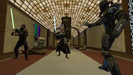 Hunting the Jedi by GmodJo