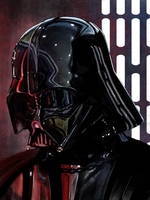 Darth Vader - The Last Sith  by SeanM33