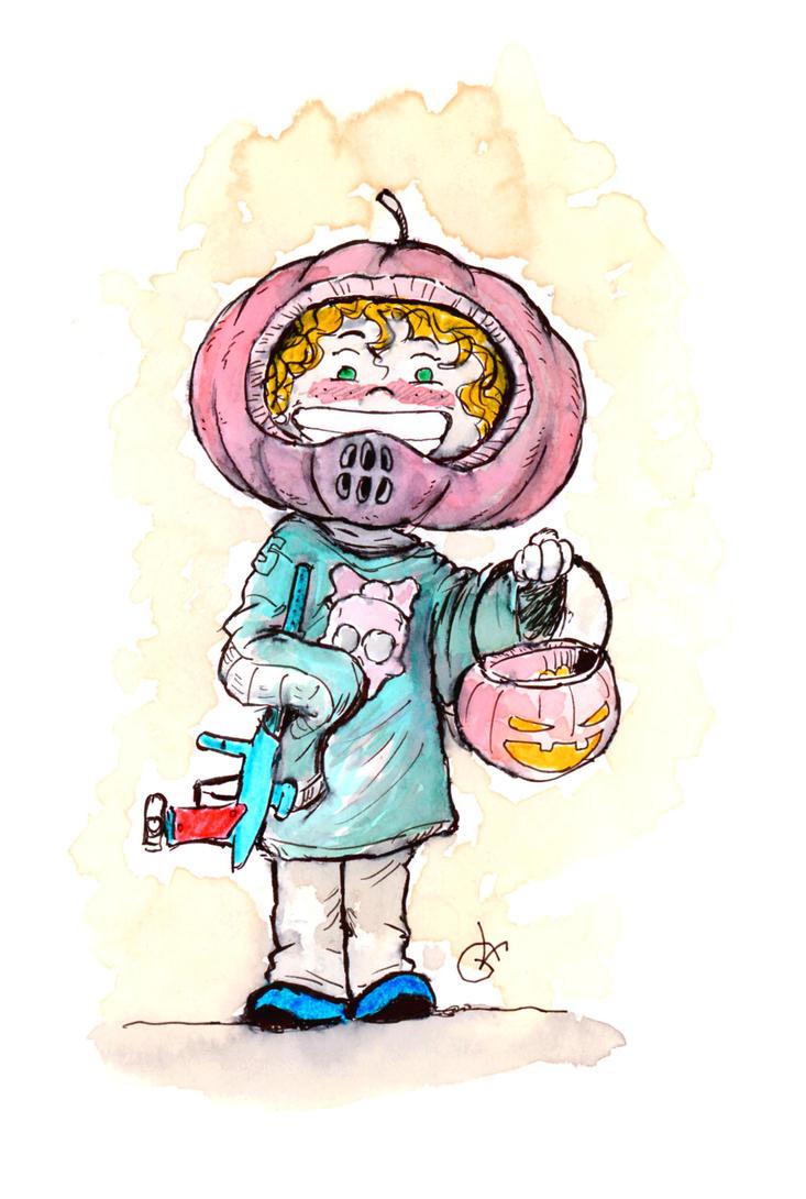 Pumpkin by kazlambia
