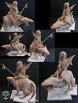 Pixy riding a Rat
