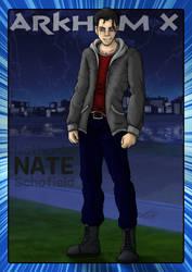 Nate Schofield by Meaeshana