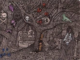 Grief by darkallegiance666
