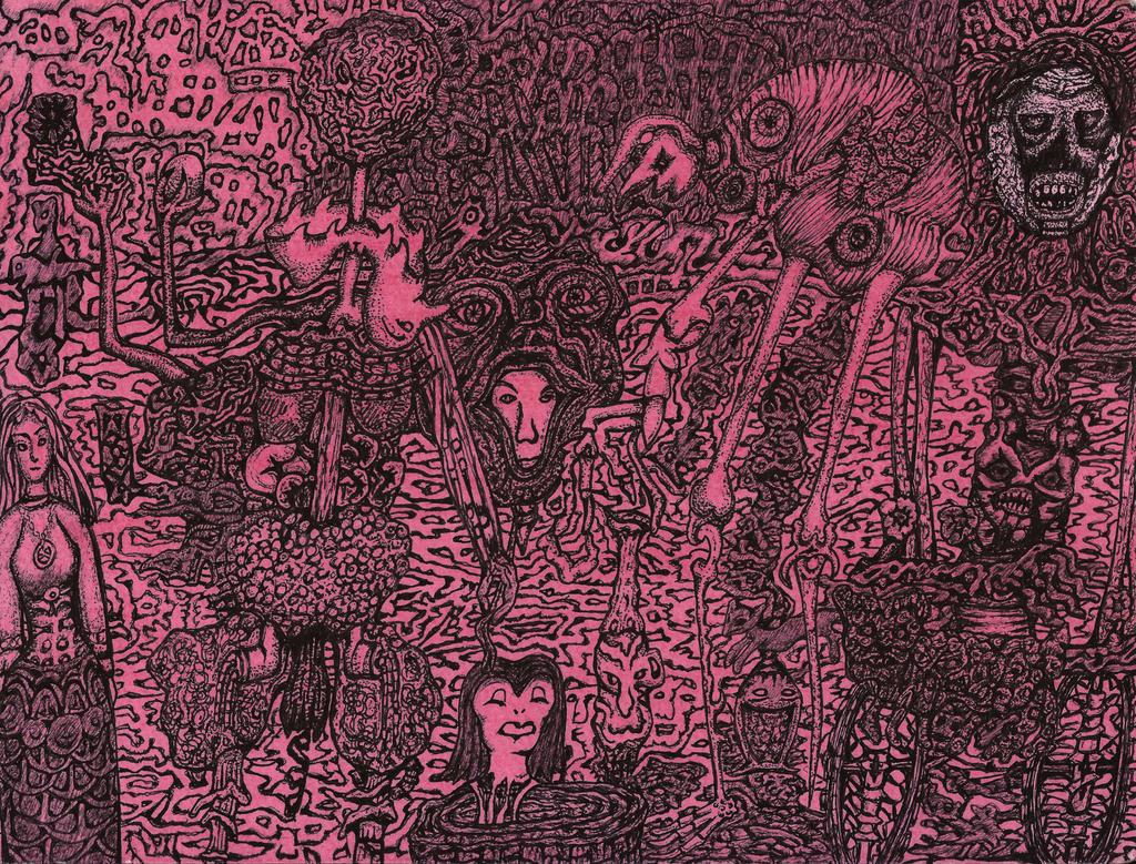 Pink by darkallegiance666