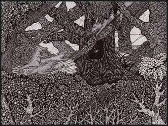 The Story Teller by darkallegiance666