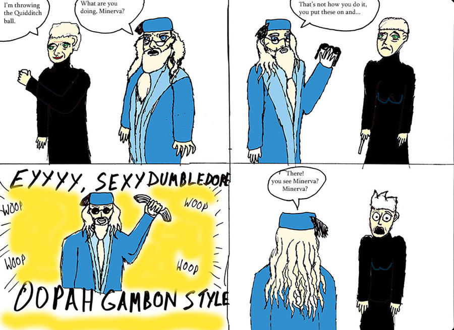 Gambon Style by Will-of-the-spurr