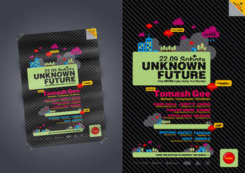 Unknow Future by Defect303