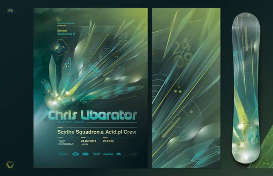 BOA - Chris Liberator