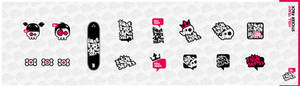 Hell Yeah - Sticker Pack