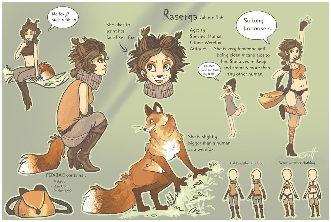 Raserga refsheet by griffsnuff
