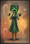 My halloween costume by griffsnuff