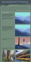 Background tutorial part 2
