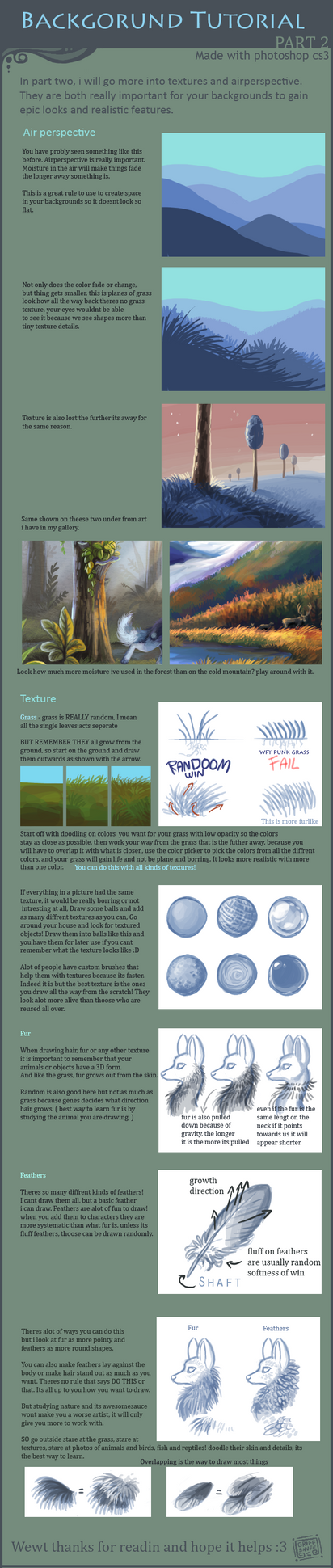 Background tutorial part 2 by griffsnuff on DeviantArt
