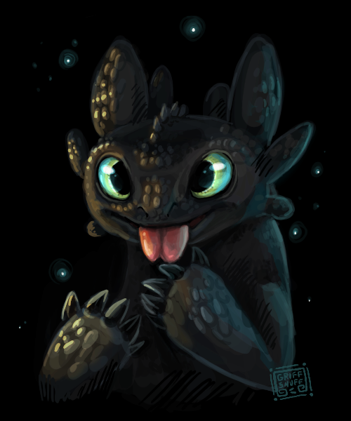 Toothless Wallpaper: Toothless How To Train Your Dragon Favourites By