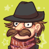 Mustachina by griffsnuff