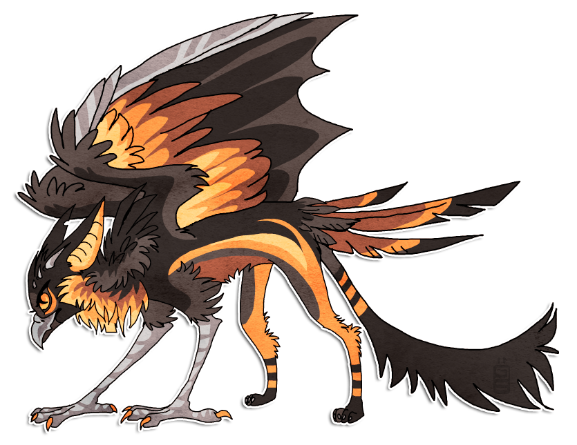 Design commission by griffsnuff