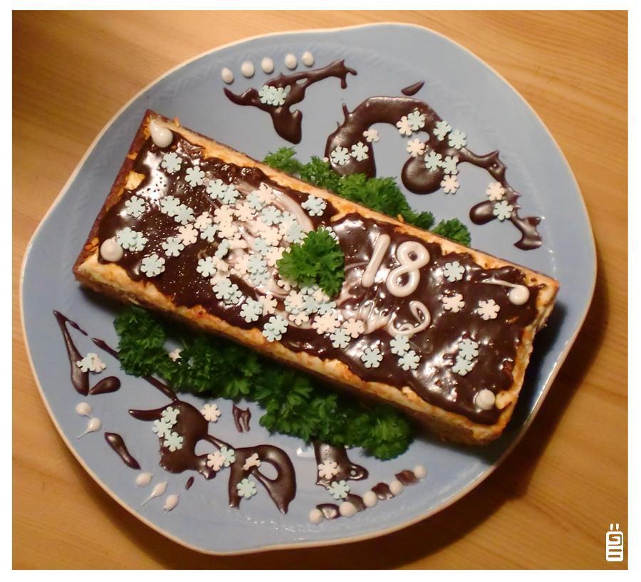CAKE by griffsnuff