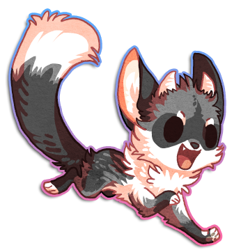 Chibi Marty by griffsnuff