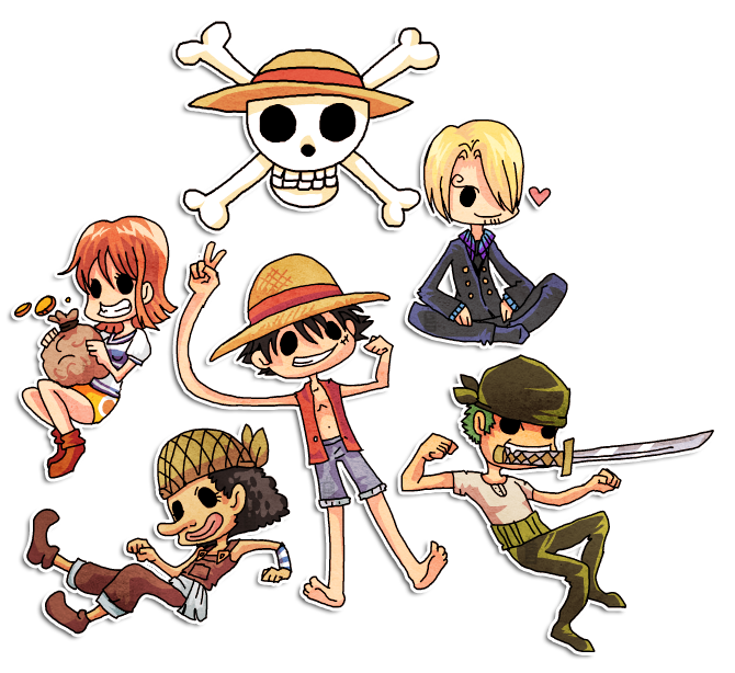 One Piece by griffsnuff