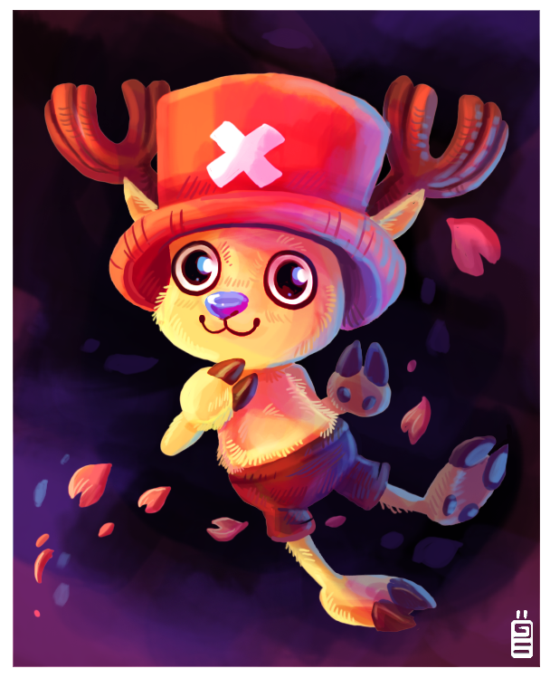 Chopper by griffsnuff