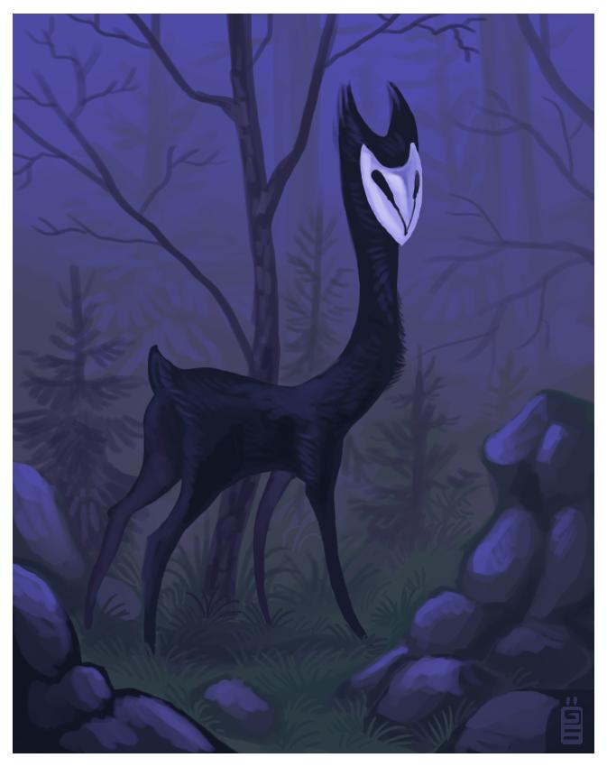 Owl spirit by griffsnuff