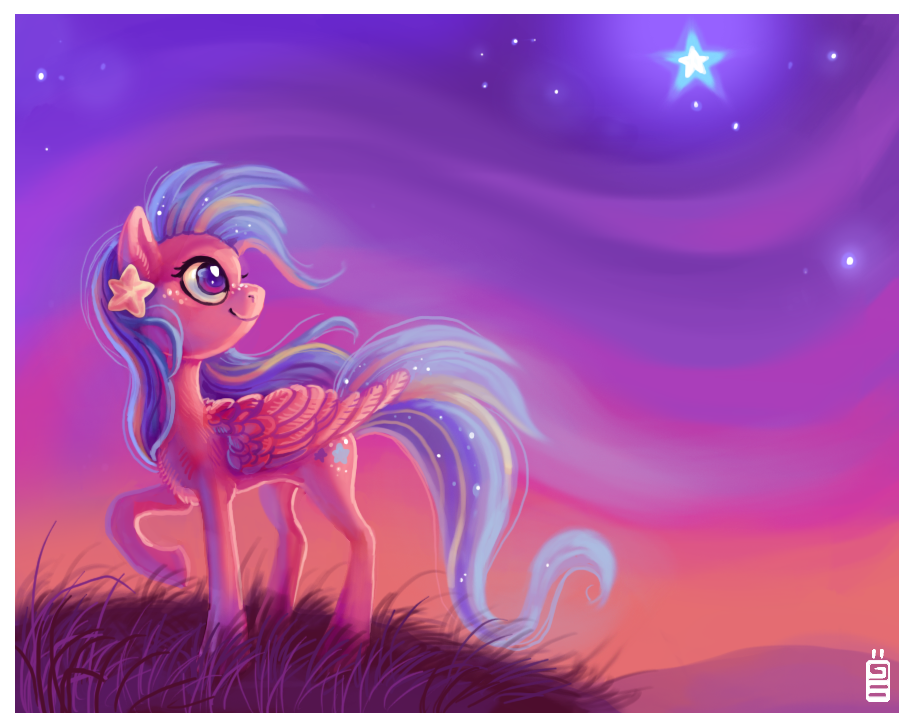Sunsetstar by griffsnuff
