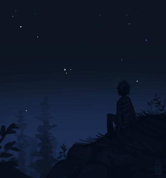 Stars by griffsnuff