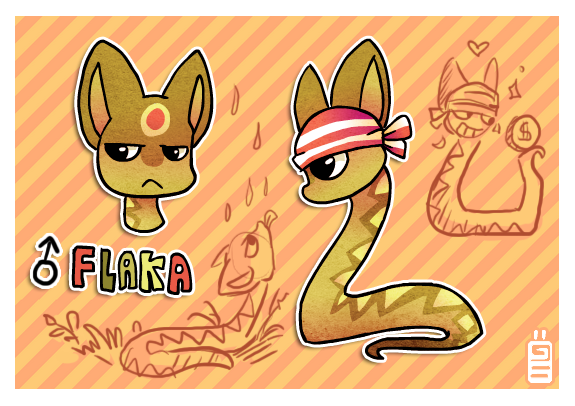 Flaka by griffsnuff