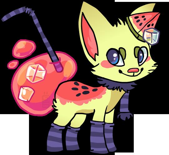 Melon by griffsnuff