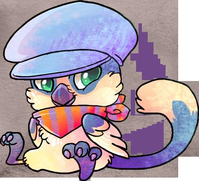 Chibi Maple by griffsnuff