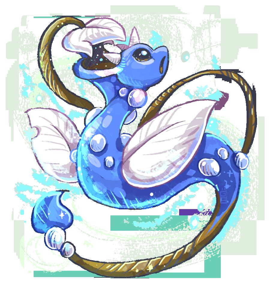 Dragonbell by griffsnuff