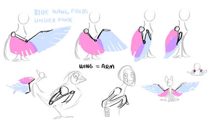 Wing basic by griffsnuff