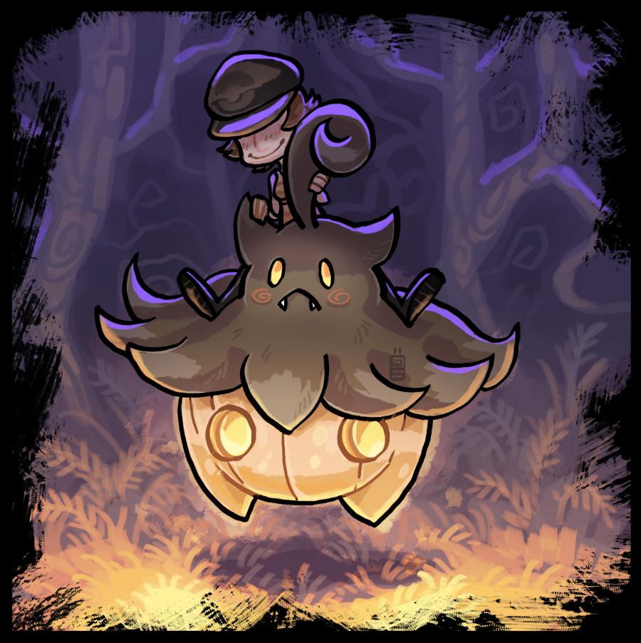 Spook by griffsnuff