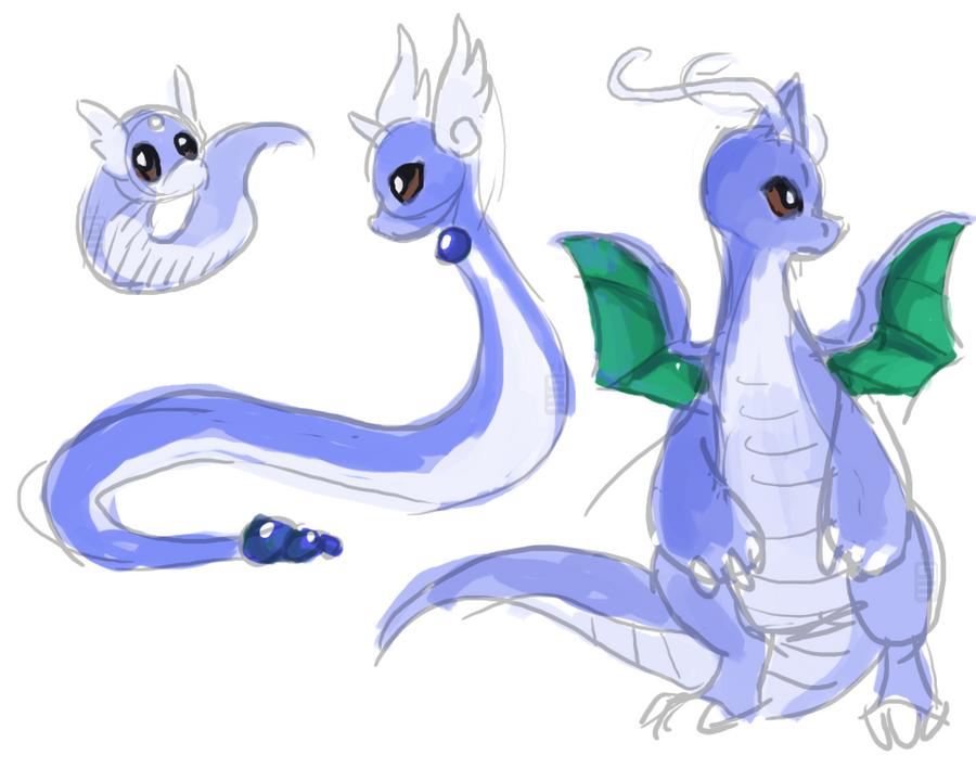 dragonite? by griffsnuff