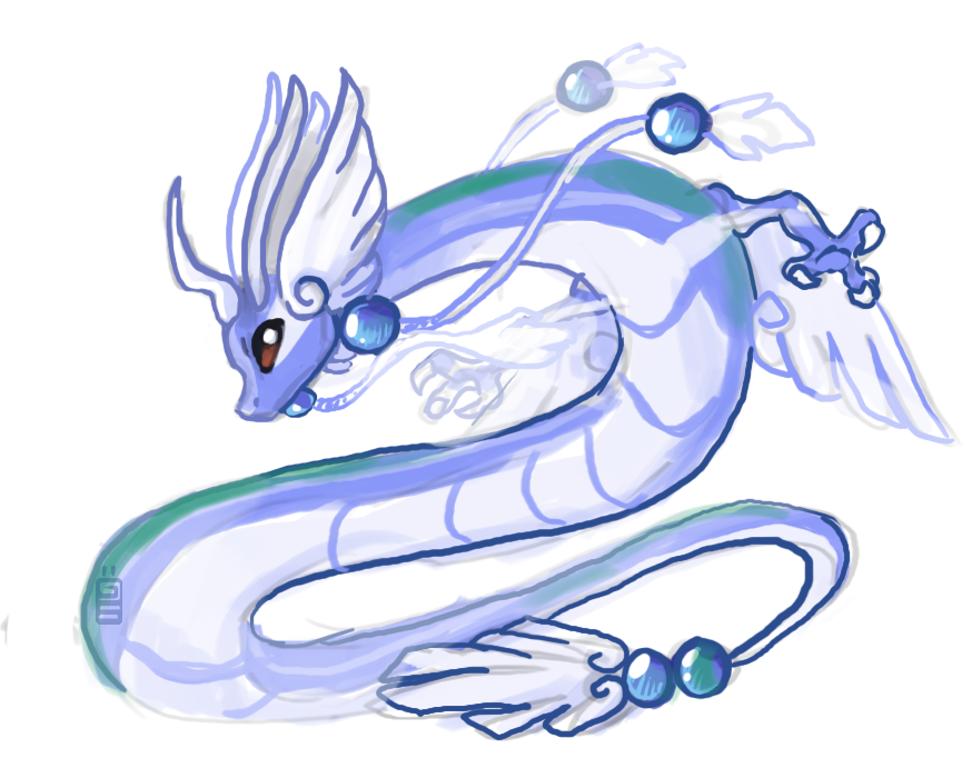 Dragonite V2 by griffsnuff