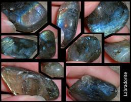 Labradorite gift by griffsnuff