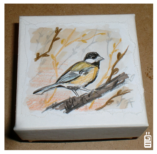 Greattit box by griffsnuff
