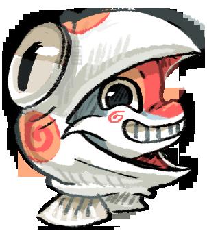 Fisk by griffsnuff