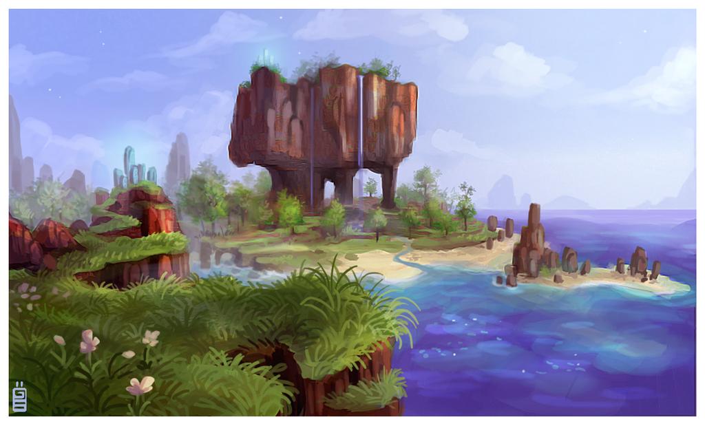 Minecraft by griffsnuff