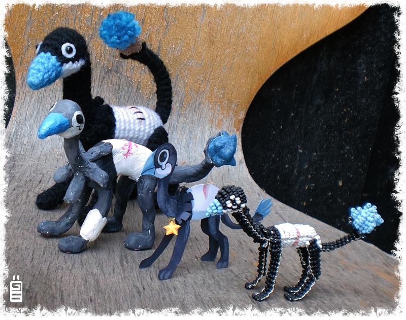 POX figures 8DD by griffsnuff