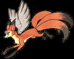 Kitsune by griffsnuff